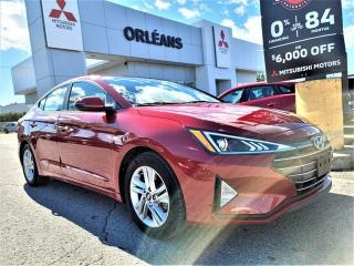 Used 2019 Hyundai Elantra Preferred for sale in Orléans, ON