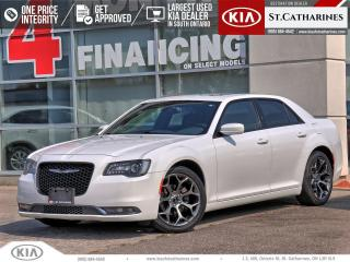 Used 2016 Chrysler 300 300S RWD | NAVI | LEATHER | BACKUP CAM for sale in St Catharines, ON