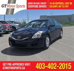 Used 2012 Nissan Altima 2.5 S | $0 DOWN - EVERYONE APPROVED! for sale in Calgary, AB