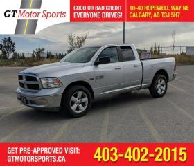 Used 2013 RAM 1500 SLT  I4x4| $0 DOWN - EVERYONE APPROVED! for sale in Calgary, AB