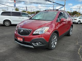 Used 2016 Buick Encore for sale in London, ON