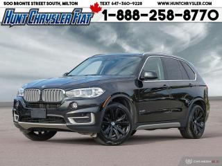 Used 2018 BMW X5 X5 | NAV | PANO | LEATHER | LOADED!!! WOW!!!! for sale in Milton, ON