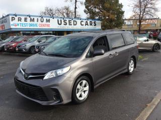 Used 2020 Toyota Sienna LE 8-Passenger - POWER SLIDING DOORS! for sale in Ottawa, ON