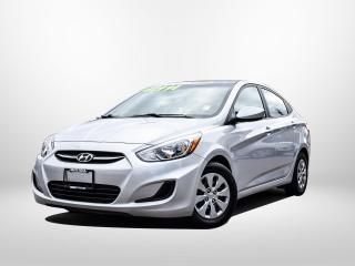 Used 2017 Hyundai Accent GL | HEATED SEATS | BLUETOOTH | A/C | for sale in Surrey, BC