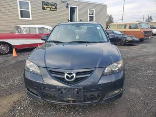 Used 2007 Mazda MAZDA3 S GRAND TOURING 4-DO for sale in Stittsville, ON