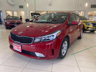 Used 2017 Kia Forte (5) LX+ / at for sale in Waterloo, ON