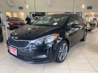 Used 2016 Kia Forte (4) SX for sale in Waterloo, ON