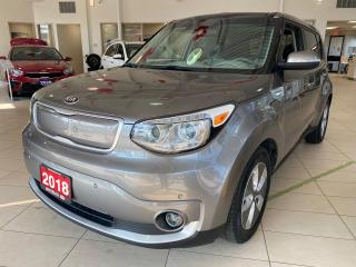 Used 2018 Kia Soul EV Luxury for sale in Waterloo, ON
