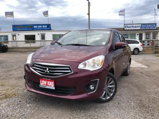 Used 2017 Mitsubishi Mirage G4 SEL for sale in Whitby, ON