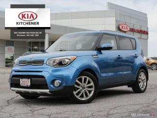 Used 2017 Kia Soul EX+ ONE OWNER! for sale in Kitchener, ON