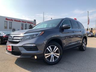 Used 2017 Honda Pilot EX-L - Navigation - Leather -  LOW KMS!! for sale in Mississauga, ON