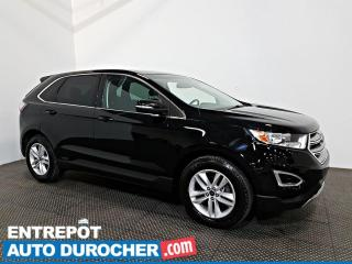 Used 2017 Ford Edge SEL Automatique - A/C - Caméra de Recul for sale in Laval, QC