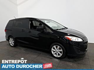 Used 2015 Mazda MAZDA5 GS Automatique - A/C - 6 Passagers for sale in Laval, QC