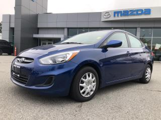 Used 2017 Hyundai Accent GL for sale in Surrey, BC