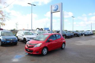 Used 2014 Toyota Yaris 1.5L CE for sale in Whitby, ON