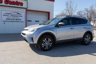 Used 2017 Toyota RAV4 AWD LE *BLUETOOTH * HEATED SEATS * Warranty* for sale in Winnipeg, MB