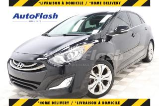 Used 2014 Hyundai Elantra GT SE *Cuir/Leather *GPS/Camera *Toit-Pano-Roof for sale in Saint-Hubert, QC