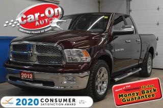 Used 2012 RAM 1500 LARAMIE 5.7L LOADED!! for sale in Ottawa, ON