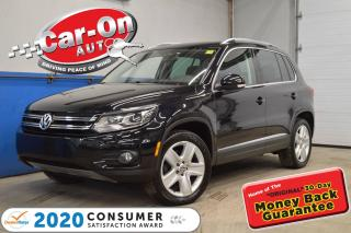Used 2016 Volkswagen Tiguan COMFORTLINE w/ Appearance PKG n 4-MOTION for sale in Ottawa, ON