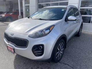 Used 2018 Kia Sportage EX AWD for sale in North Bay, ON