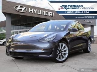 Used 2019 Tesla Model 3 STANDARD RANGE PLUS for sale in North Vancouver, BC