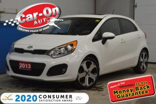 Used 2013 Kia Rio SX HATCH LEATHER SUNROOF for sale in Ottawa, ON