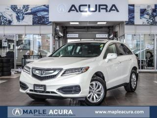 Used 2017 Acura RDX Tech, Acura Certified 7/160km warranty, No Acciden for sale in Maple, ON