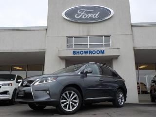 Used 2015 Lexus RX 350 for sale in Mount Brydges, ON