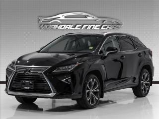 Used 2017 Lexus RX 350 Navi, Camera, Panoramic, Heated +Cooled Seats, Loaded for sale in Concord, ON