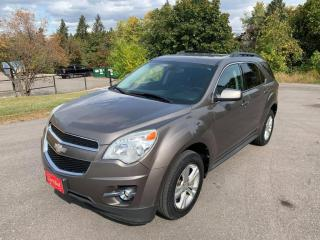 Used 2012 Chevrolet Equinox AWD 4dr 1LT for sale in Mississauga, ON
