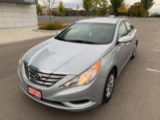 Used 2012 Hyundai Sonata 4dr Sdn 2.4L for sale in Mississauga, ON