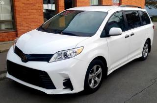Used 2018 Toyota Sienna 7-Passenger FWD for sale in Concord, ON