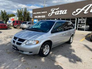 Used 2002 Dodge Grand Caravan Sport for sale in Scarborough, ON