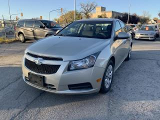 Used 2013 Chevrolet Cruze 4dr Sdn LT Turbo w/1SA for sale in Winnipeg, MB