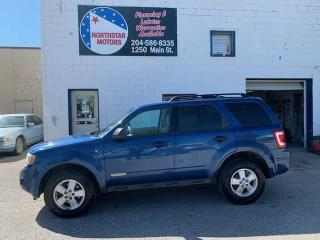 Used 2008 Ford Escape 4WD 4dr V6 XLT for sale in Winnipeg, MB
