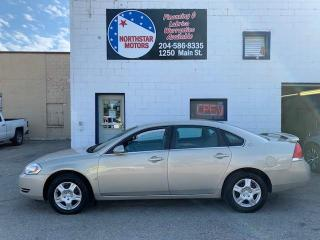 Used 2008 Chevrolet Impala 4DR SDN LS for sale in Winnipeg, MB