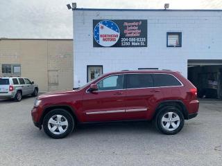 Used 2012 Jeep Grand Cherokee 4WD 4DR for sale in Winnipeg, MB