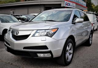Used 2013 Acura MDX AWD 4dr Tech Pkg for sale in Richmond Hill, ON
