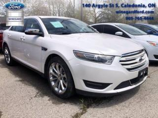 Used 2017 Ford Taurus LIMITED for sale in Caledonia, ON