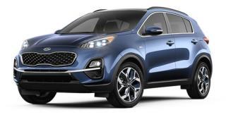 New 2021 Kia Sportage EX PREMIUM 'S' AWD for sale in Smiths Falls, ON