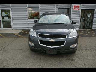 Used 2012 Chevrolet Traverse LS for sale in Brockville, ON