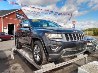 Used 2014 Jeep Grand Cherokee Limited for sale in Dunnville, ON