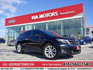 Used 2016 Toyota Venza LTD AWD | LTHR | ROOF | BU CAM | HTD SEATS | 92K for sale in Georgetown, ON