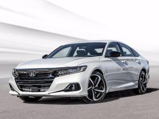 New 2021 Honda Accord Sedan SE for sale in Bridgewater, NS
