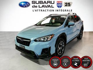 Used 2018 Subaru XV Crosstrek Commodité ** Apple Carplay ** for sale in Laval, QC