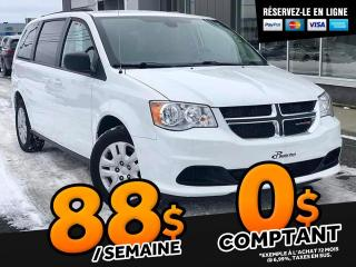 Used 2019 Dodge Grand Caravan SXT Stow N Go for sale in Ste-Marie, QC