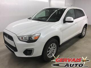 Used 2015 Mitsubishi RVR SE AWC AWD Mags A/C Bluetooth *Traction intégrale* for sale in Trois-Rivières, QC