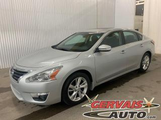 Used 2015 Nissan Altima SL Cuir Toit ouvrant Caméra Mags for sale in Trois-Rivières, QC