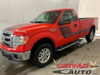 Used 2013 Ford F-150 V8 4x4 Mags A/C Marche pieds Cabine simple for sale in Trois-Rivières, QC