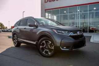 Used 2017 Honda CR-V Touring AWD for sale in Woodstock, ON